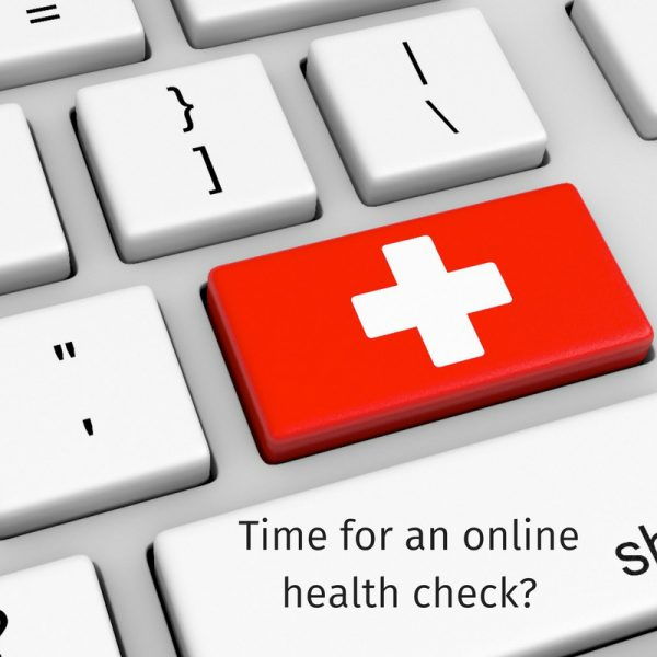 Time for an online health check?