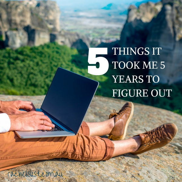 Five freelance lessons it took me five years to figure out