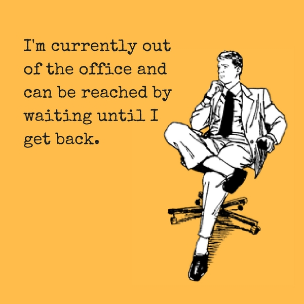 9 hilarious out-of-office messages to inspire you this Xmas break