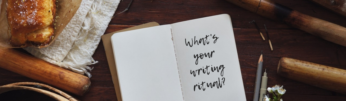 What's your writing ritual? We asked, you answered.