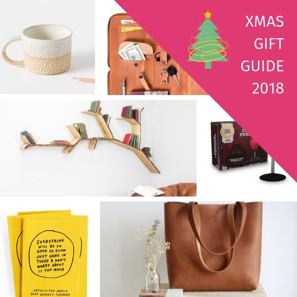The Rachel's List Xmas Gift Guide 2018