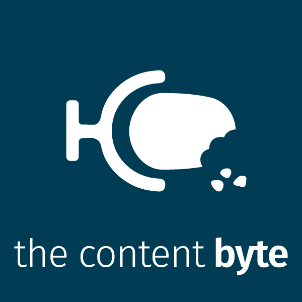 The Content Byte podcast logo