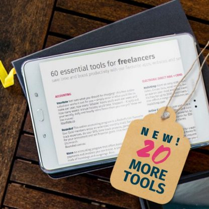 60 essential tools for freelancers new and improved