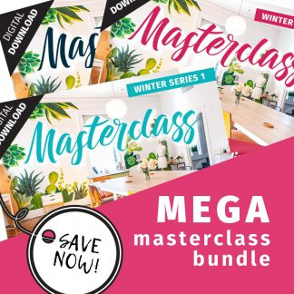 mega masterclass bundle video savings