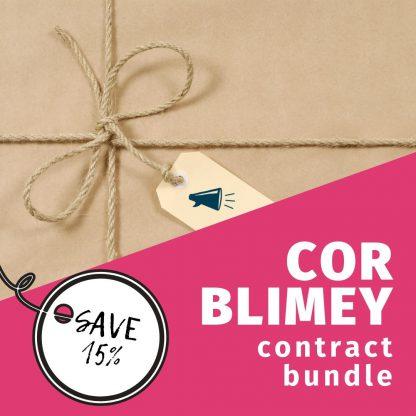 Brown paper package contract bundle