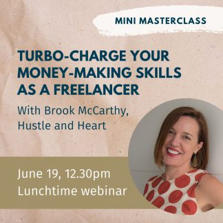 mini masterclass ad brook mcarthy rachel's list